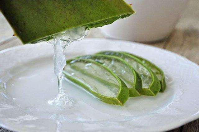 Cómo hacer crema corporal casera de aloe vera