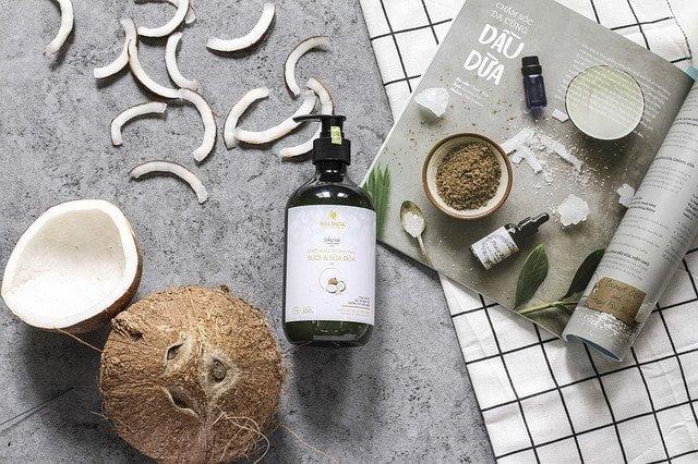 Cómo hacer una crema antiarrugas con aceite de coco
