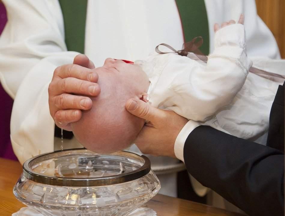 organizar un bautizo