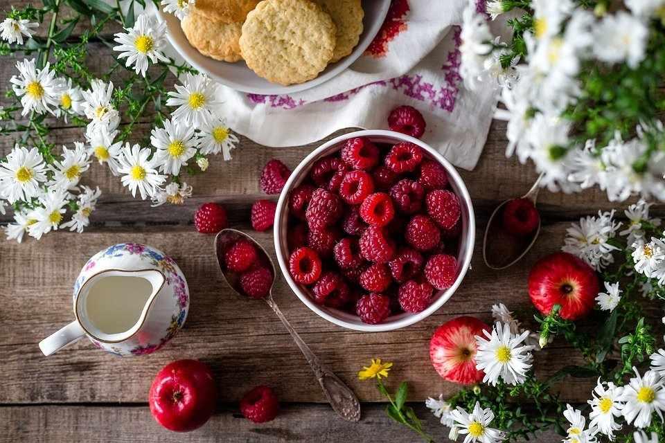 dieta y desayuno