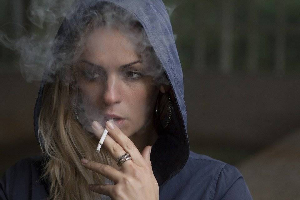 el tabaco y la belleza