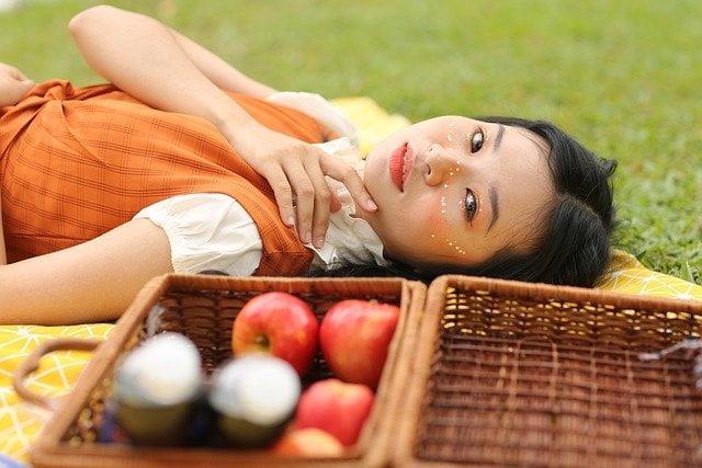 maquillaje coreanas